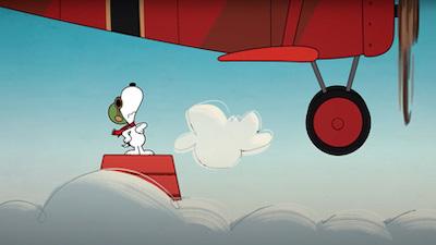 The Snoopy Show Premiers