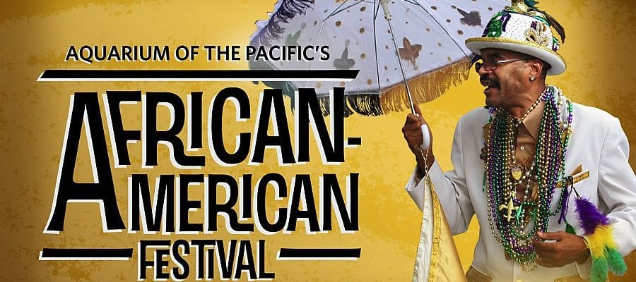 Aquarium of the Pacific Virtual African American Festival