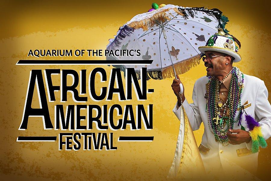 Aquarium of the Pacific Virtual African American Festival