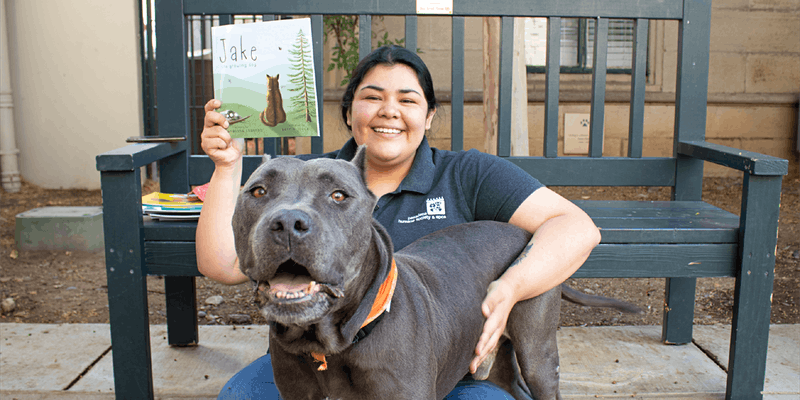 After-School Story Time with Pasadena Humane Society