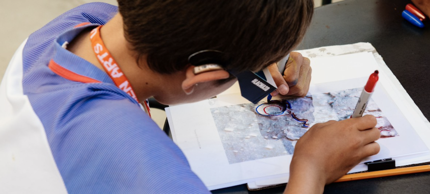 Art Classes with LACMA