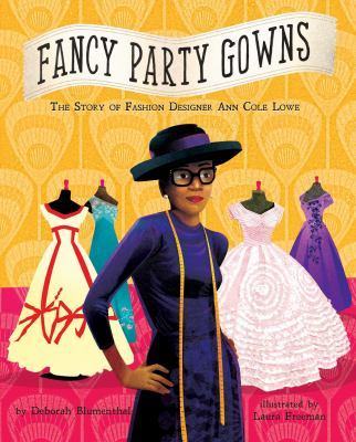 Book Party: Fancy Party Gowns