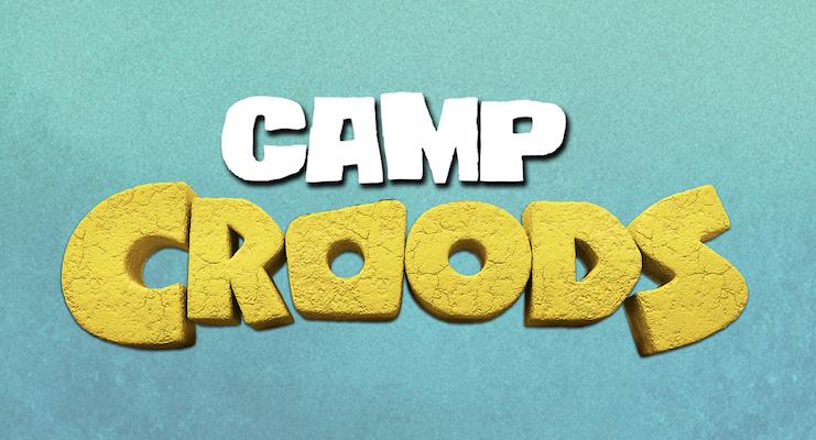 """Camp Croods"" at LA BREA TAR PITS"