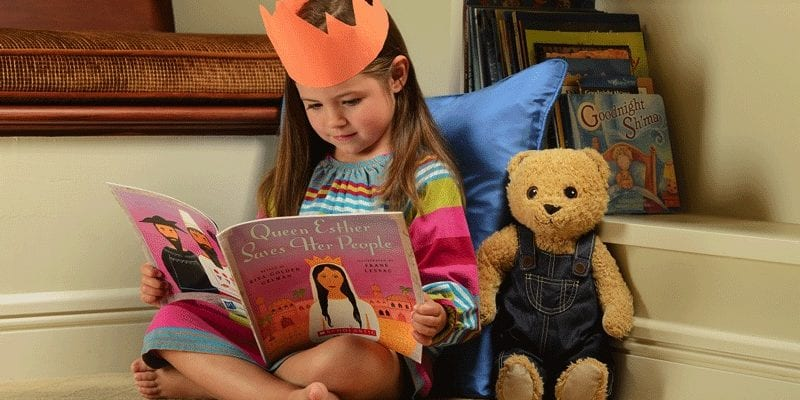 Celebrate Purim with PJ Library