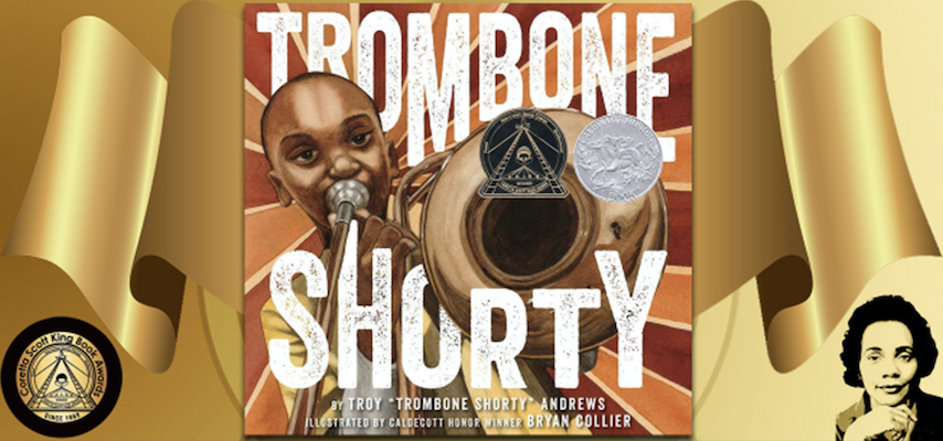 """Trombone Shorty"" Family Story Time and Collage Workshop"