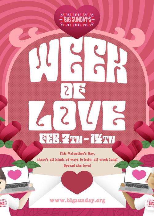 Big Sunday love