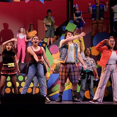 CSUN Teenage Drama Workshop