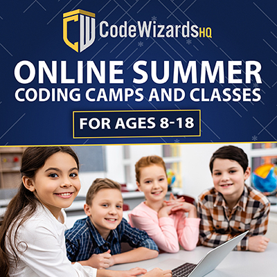 CodeWizardsHQ Summer Coding Program