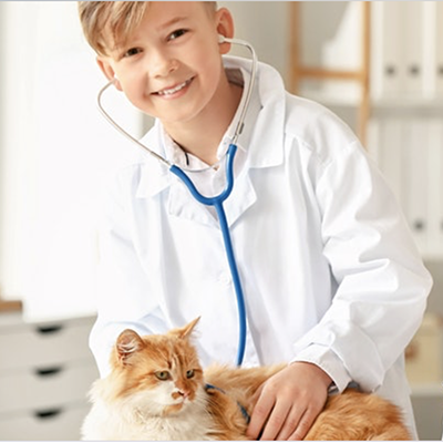 Do you want to be a Veterinarian?