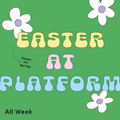 Outdoor Easter Marketplace at Platform