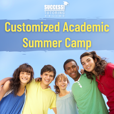 Success Tutoring Summer Camp!  Customized for your child