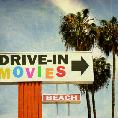 100s of Movies at Electric Dusk Drive-In