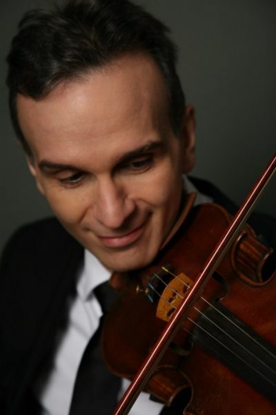 Close Quarters Digital Series: Violinist Gil Shaham