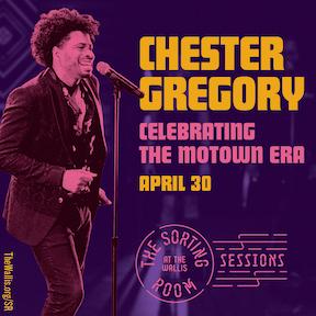 Chester Gregory: Celebrating The Motown Era