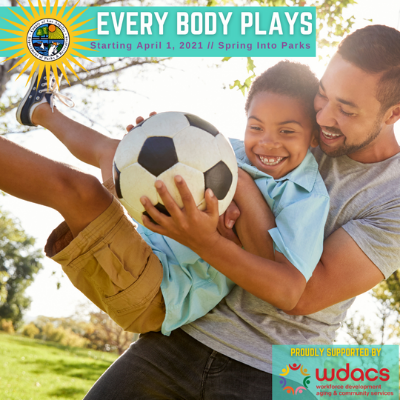 LA County Parks and Recreation Spring Programs