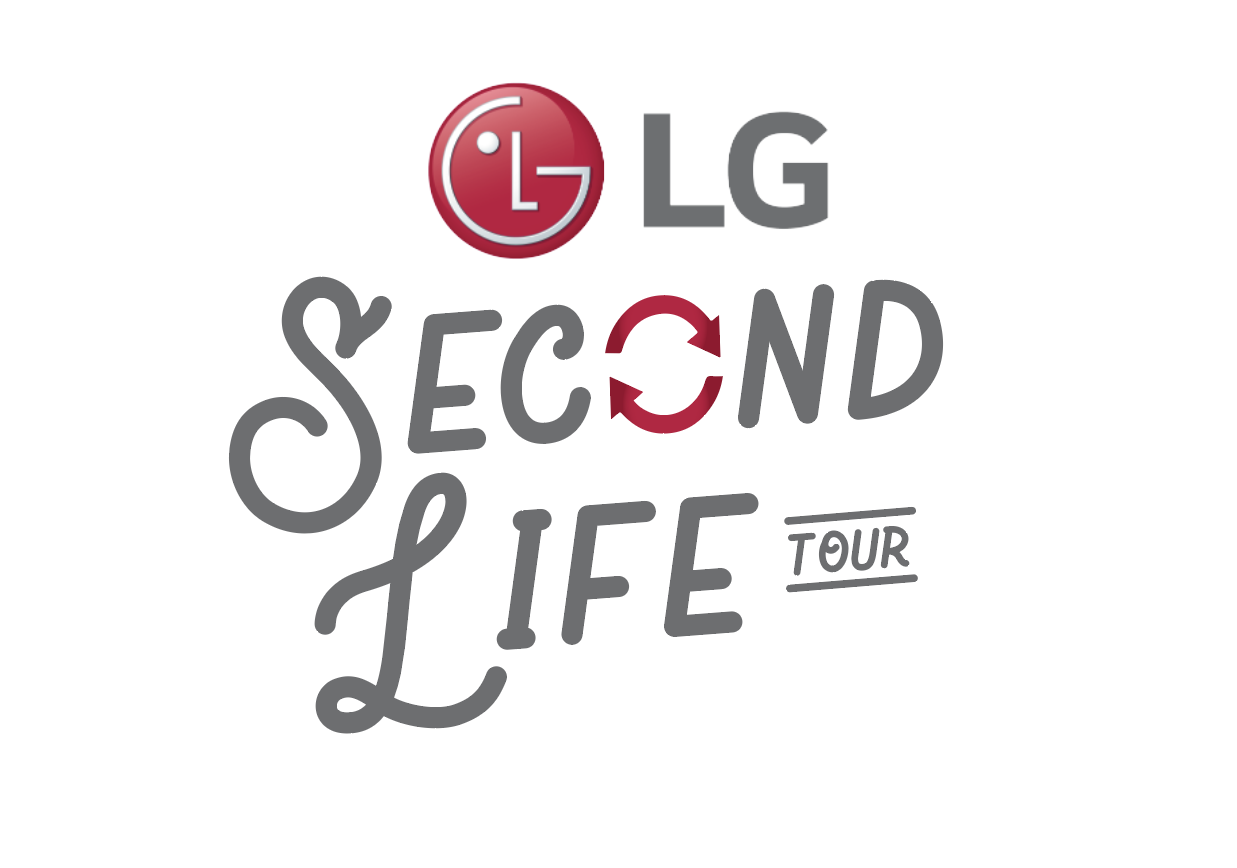 LG Second Life Tour