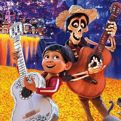 Electric Dusk Drive-In Presents Coco