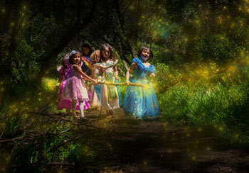 A Faery Hunt's The Ruler of the Forest