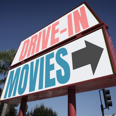 The Roadium Drive-In Presents Spider-Man: Into the Spider-Verse