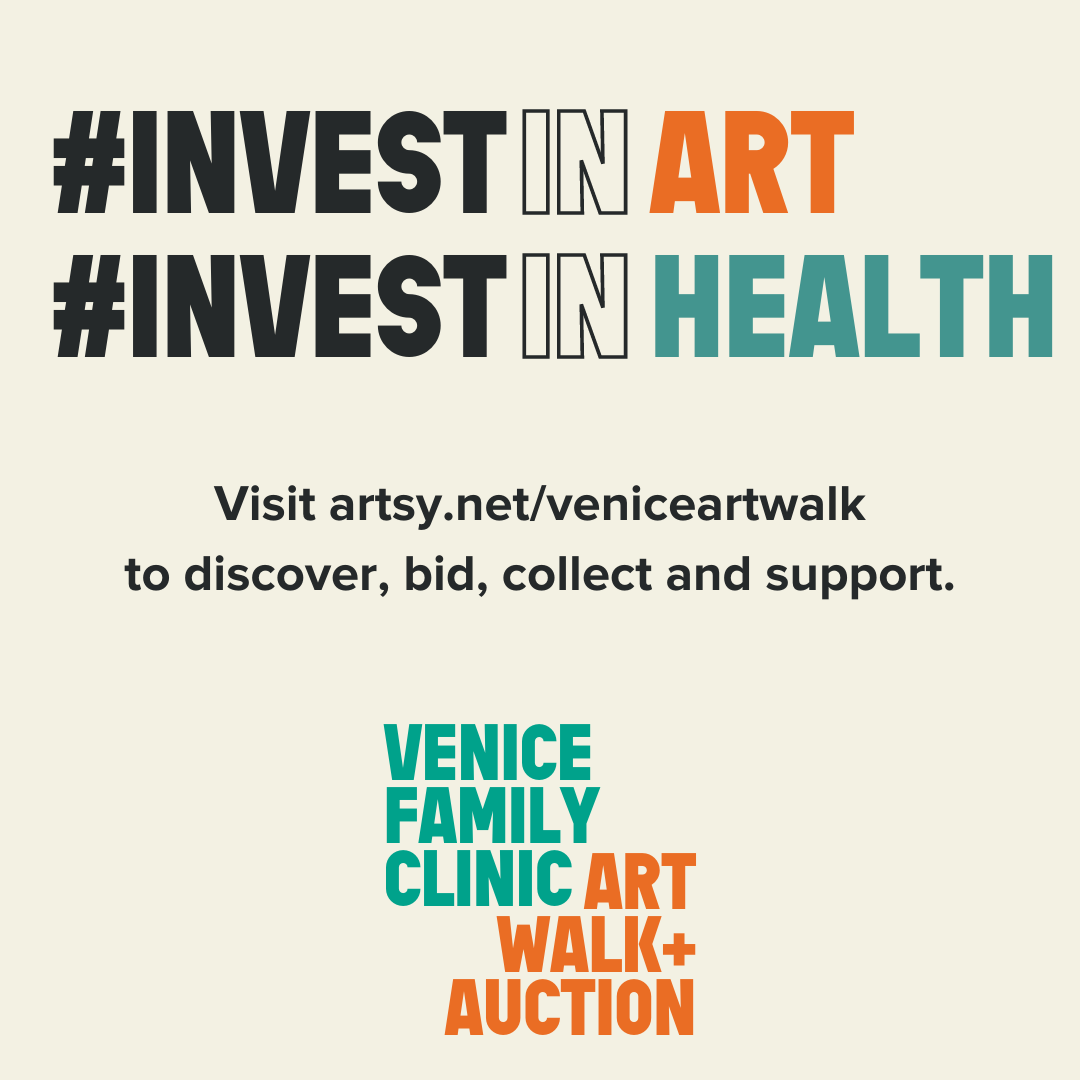 Venice Family Clinic Art Walk & Auction