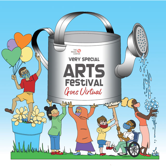 Very Special Arts Festival: Seeds of Kindness
