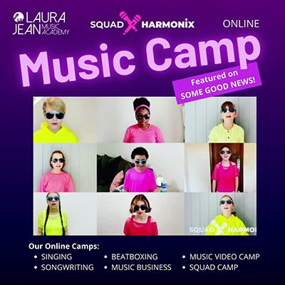 A Cappella Music Camps