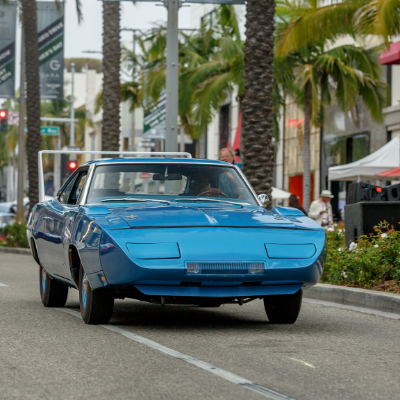 Father's Day Tour d'Elegance