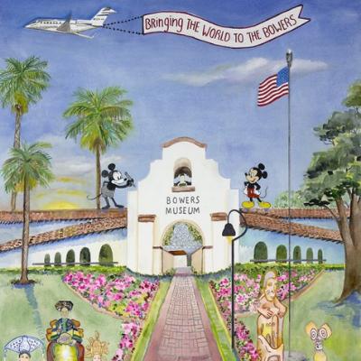 The Gift of Los Angeles: Memories in Watercolor by Gayle Garner Roski