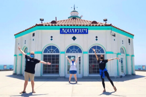 Roundhouse Aquarium: It's Grand to Re-Open!