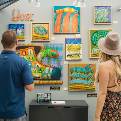 Festival of Arts Fine Art Show