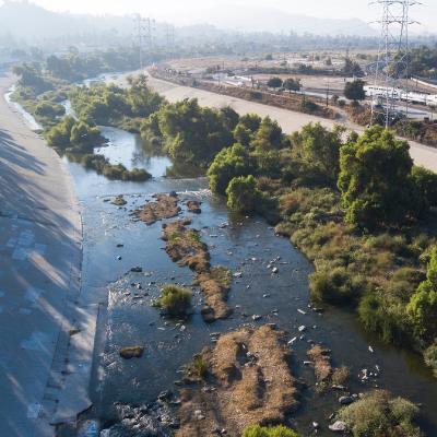 Great LA River CleanUp 2021
