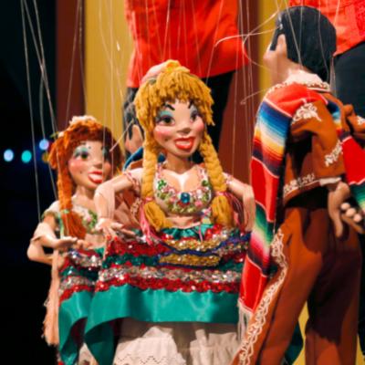 "Bob Baker Marionette Theater's ""Alegre!"""