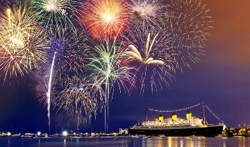 July 3rd Big Bang on the Bay Fireworks Cruise