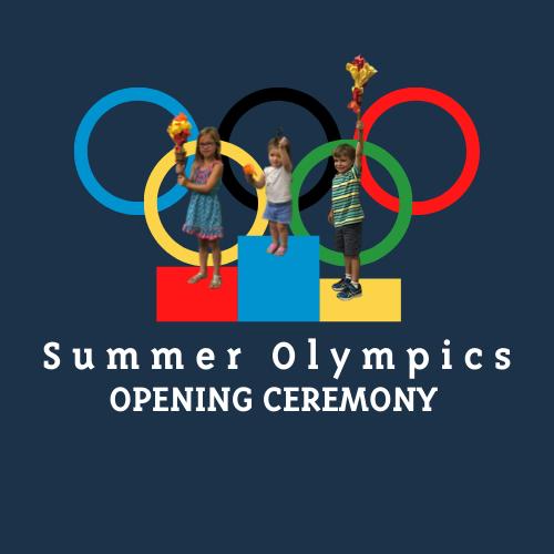 Summer Olympics Opening Ceremony