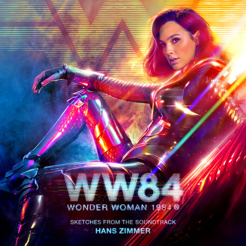 Wonder Woman 1984 at Electric Dusk Drive-In