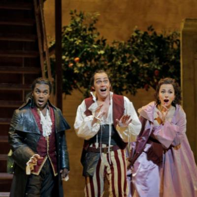 Met Opera Global Summer Camp: Rossini's Il Barbiere di Siviglia (The Barber of Seville)