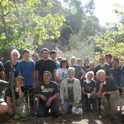 Bird Sanctuary Volunteer Event