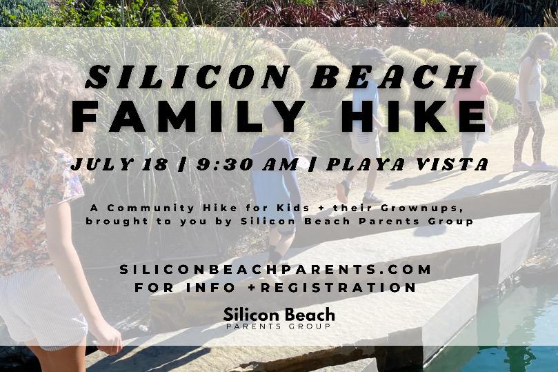 Silicon Beach Family Hike