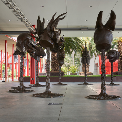 Legacies of Exchange: Chinese Contemporary Art from the Yuz Foundation