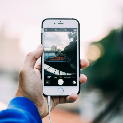 Opening Up: Creating Stories of Now with Narrative Phone Photography