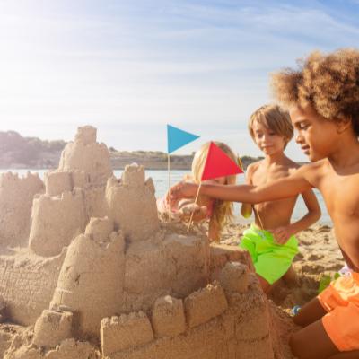 Sunsational Sandcastles: Summer Sand Sculpture Contest