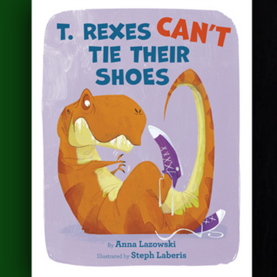 Vroman's Bookstore Live! Special Story Time: T. Rexes Can't Tie Their Shoes