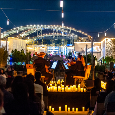 Candlelight Open Air: Mozart's Best Works