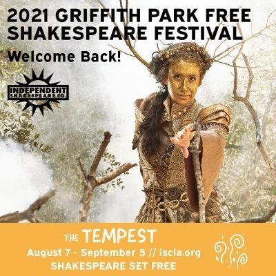 The Tempest: Griffith Park Shakespeare Festival