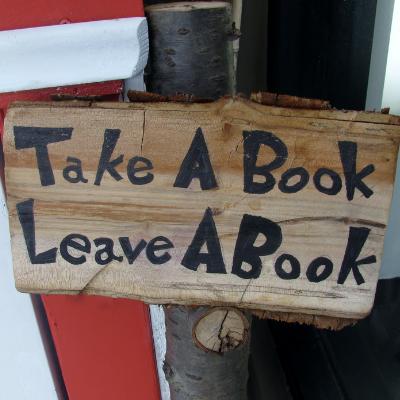 One Colorado's Book Swap