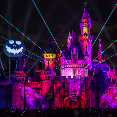 Oogie Boogie Bash—A Disneyland Halloween Party