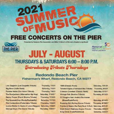 2021 Summer of Music