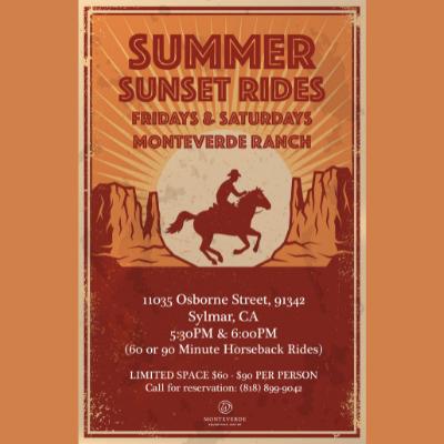 Sunset Trail Rides
