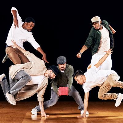 Summer @ The Wallis: Versa-Style Dance Company's Box of Hope