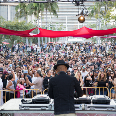 Grand Park's Sunday Sessions